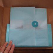 book bag mailer
